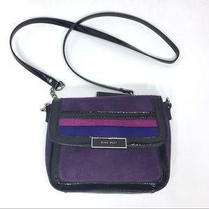 Nine West Crossbody Bag Purple
